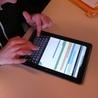 Tablettes numériques dans l'enseignement