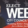 Elect Stacey Webb City Council Ward 2 Jackson, Mississippi