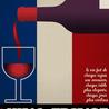 Designing wine poster