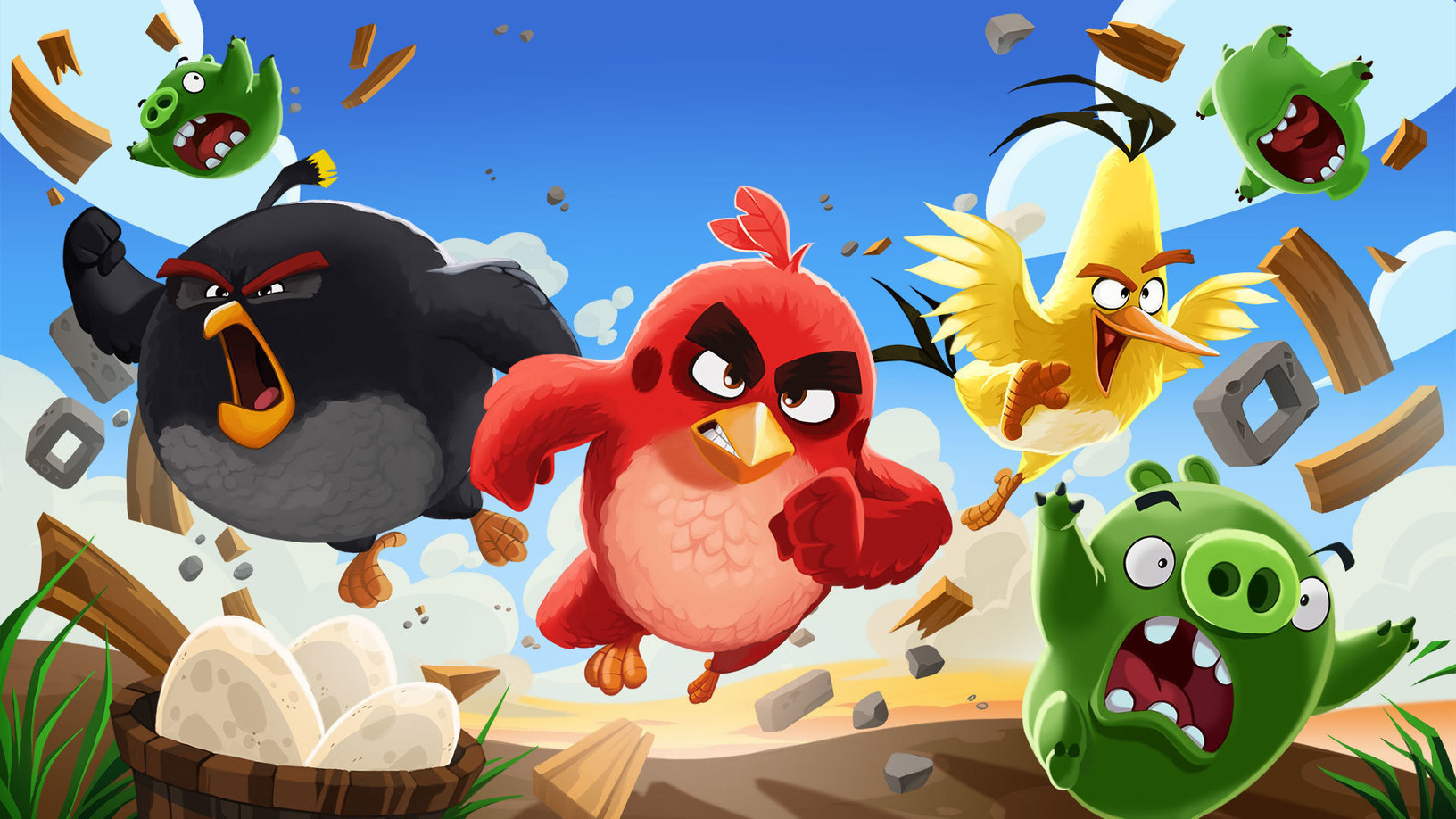 Angry Birds 2 Hack 2018 angry birds 2 hack cheats codes 2018 online | 8