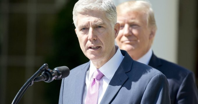 It looks like Neil Gorsuch will be hostile to LGBT rights