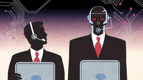 Technology: Rise of the replicants | The New way of Work | Scoop.it