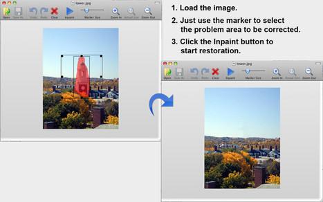 Come Far Scomparire Qualsiasi Oggetto Da Una Foto: Inpaint (Mac) | EditareImmagini | Scoop.it