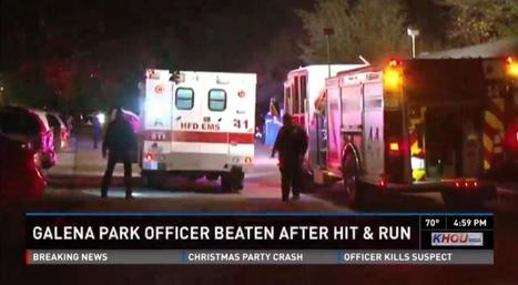 Texas cop, girlfriend beaten, robbed following crash: police | Littlebytesnews Current Events | Scoop.it