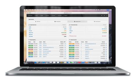 InvoicePlane - Open Source Invoicing Application | Logiciel & matériel libre | Scoop.it