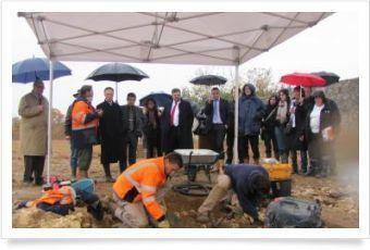 L'archéologie préventive dans le projet de la LGV SEA | Archéologie et Patrimoine | Scoop.it