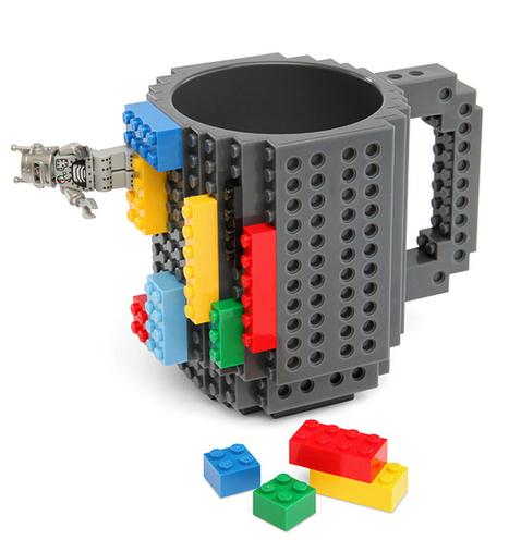 LEGO Brick Mug | Matmi Staff finds... | Scoop.it