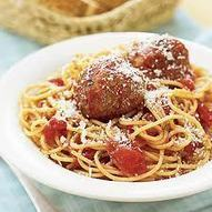 Spaghetti and Meatballs ~ Parsley Patch | Cool Sites I love | Scoop.it