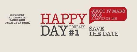 Happy Day #Roubaix | Facebook | RH nouveaux paradigmes | Scoop.it