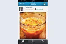 Foursquare lance les Connected Apps | toute l'info sur Foursquare | Scoop.it