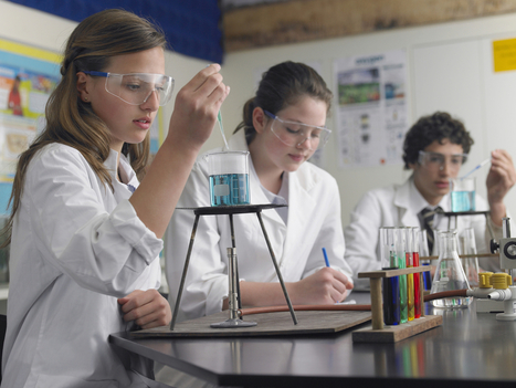 5 ways to interest more girls (and boys) in science | EdTech_Gal | Scoop.it