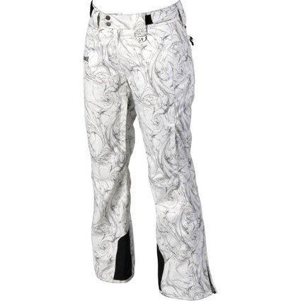 cc6bc1d38f436 Marker Inspiration Insulated Swirl Women s Ski Pants - White.