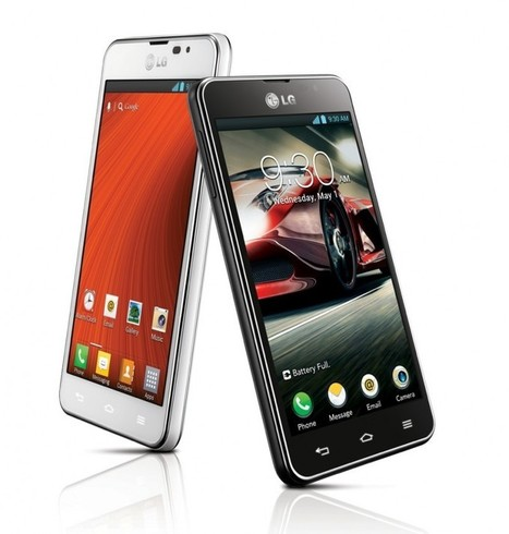 LG Optimus F7 y F5, ya son oficiales | Mobile Technology | Scoop.it