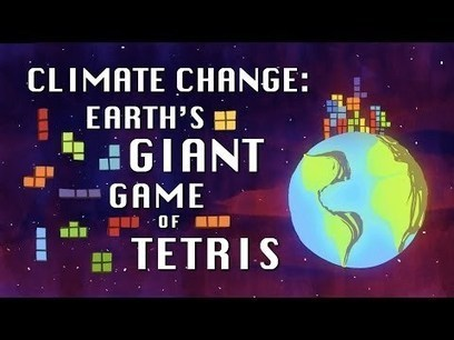 Climate change: Earth's giant game of Tetris - Joss Fong | Education for Sustainable Development | Scoop.it