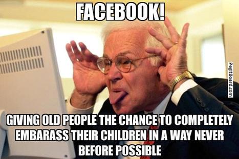 Meme The Elderly And Social Media Scoop It