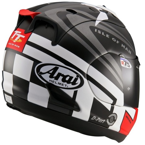 ARAI RX-7 GP ISLE OF MAN 2014 DESIGN | Vintage Motorbikes | Scoop.it