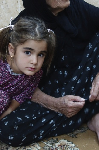 Les jeunes Kurdes vous saluent bien : Gencé Kurda bixerhatna te diken | Béatrice D. | Scoop.it