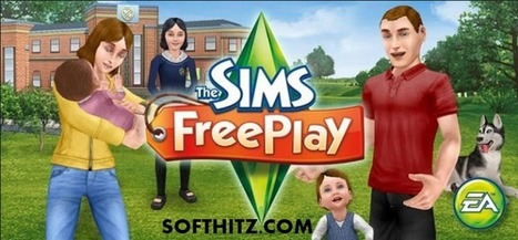 The Sims FreePlay Mod Apk+ Hack Offline Data La