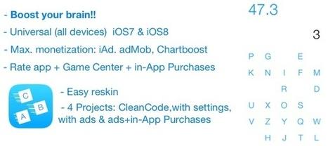 Buy Speed Alphabet Full Games For iOS | Chupamobile.com | Mobile App Development | Scoop.it