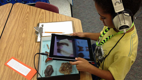 Inquiry Learning Ideas for Math and Science With iPads | Learning on the Go | Scoop.it