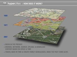 Hypercities | visual stories | Scoop.it
