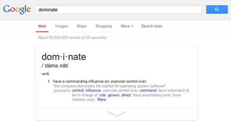 5 Steps to Dominate Your Niche on Google | Daily SMART Marketing | Scoop.it