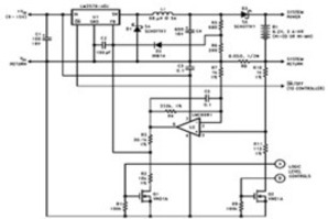 lm2576 in the battery charging circuit applicat rh scoop it