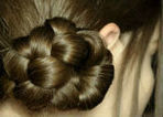 New York Fashion Week Hair Tutorial: The Braided Bun | Ultratress | Scoop.it