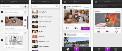 Directr, para crear películas usando el material capturado desde el móvil [iOS] | iPad classroom | Scoop.it