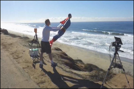 Look! Up in the sky! It's (RC) Superman! (Video) | Weird News and Celebrity Gossip by Tom Rose | Scoop.it
