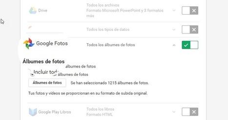 2 Formas: Descargar todas las Fotos y Vídeos de Google Fotos | RECURSOS AULA | Scoop.it