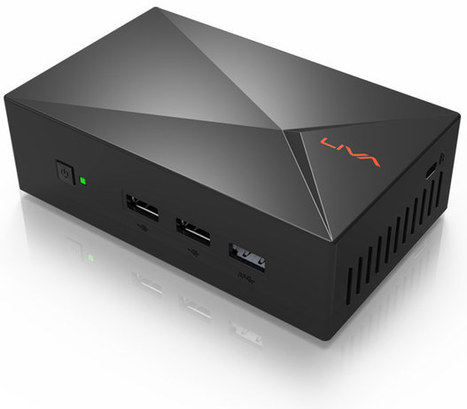 ECS LIVA X Bay Trail Mini PCs Support Up to 4GB RAM, Windows and Linux OS | Embedded Systems News | Scoop.it
