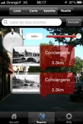 Reality is a Game » Blog Archive » Technology For Viewing the Histories of Cities | MaVilleAvant - Revue de presse | Scoop.it