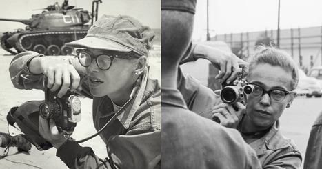 Dickey Chapelle: The Life and Work of the Legendary Female War Photographer | Photography Online | Scoop.it