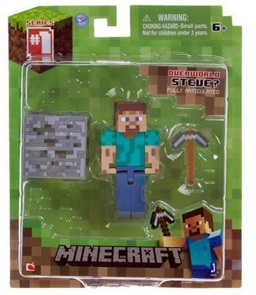 Minecraft In Best Toys For Kids Scoopit - Minecraft western hauser