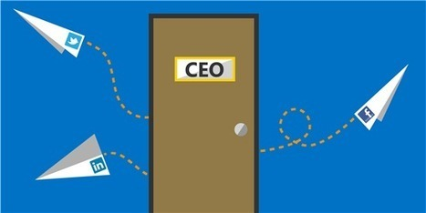 Why Should CEOs Use Social Media?   OPENforBusiness   SocialMoMojo Web   Scoop.it