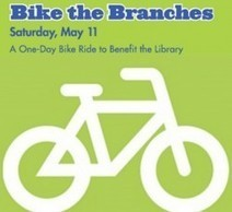 Brooklyn Public Library Hosts 'Bike The Branches' Fundraiser | Cha-Ching | Scoop.it