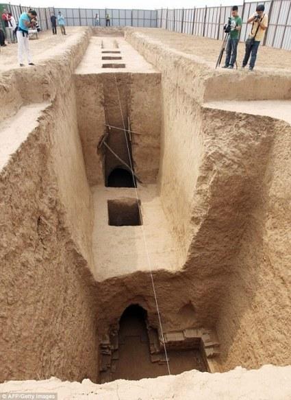 Descubren tumba de una destacada mujer del siglo VII de China   historian: science and earth   Scoop.it