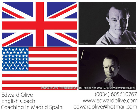 Business English schools academies teachers in Madrid Spain. Pronunciation, public speaking conferences meetings accent. Professional English language training   Actores en Madrid Barcelona España   Scoop.it