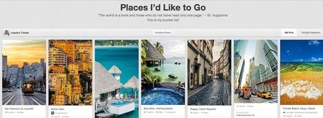 Plan Your Travels On Pinterest - Business 2 Community | Pinterest | Scoop.it