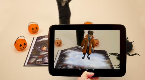 13 libros educativos con realidad aumentada - Educación 3.0 | Multimedia (Argentina) | Scoop.it