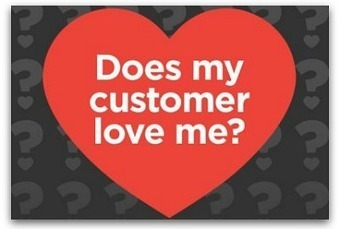 Infographic: How to tell if your customers like you | Communication Advisory | Scoop.it