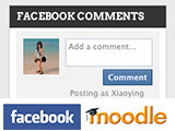 How to add a Facebook Comments Box to your Moodle site | Elearning & Moodle | Scoop.it