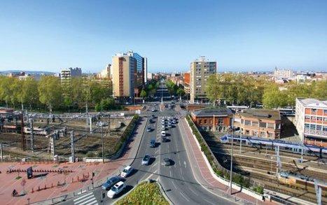 Le futur quartier LGV s'appellera : Toulouse Euro Sud-Ouest | Toulouse La Ville Rose | Scoop.it