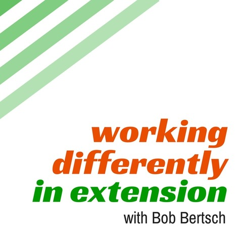 eXtension CEO Christine Geith: A WDinExt Podcast | Working Differently in Extension | Scoop.it