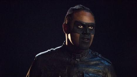 Arrow: Echo Kellum on Curtis' Transformation into Mr. Terrific  - IGN   ARROWTV   Scoop.it