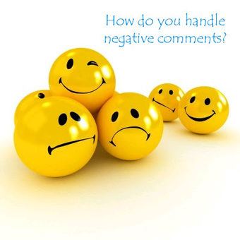 How to deal with Negative Feedback | Growing To Be A Better Communicator | Scoop.it