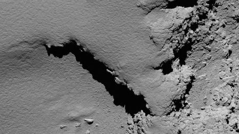 In pictures: Rosetta's final mission - BBC News | The nature of Science | Scoop.it