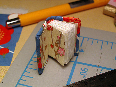 endpages on finished book | Flickr - Photo Sharing! | Playscale Picks | Scoop.it