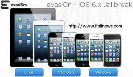 วิธี Untethered Jailbreak iOS 6.1 สำหรับ iPhone 5, iPad, iPad Mini ด้วย Evasi0n : Download | iTAllNews | Scoop.it